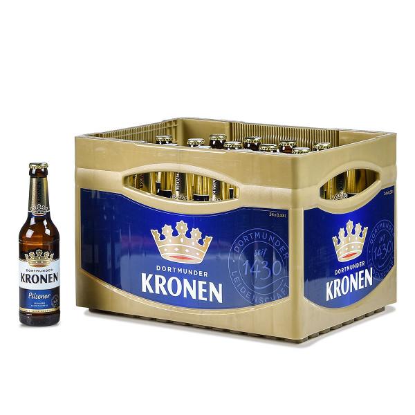 Dortmunder Kronen Pilsner 24 x 0,33l