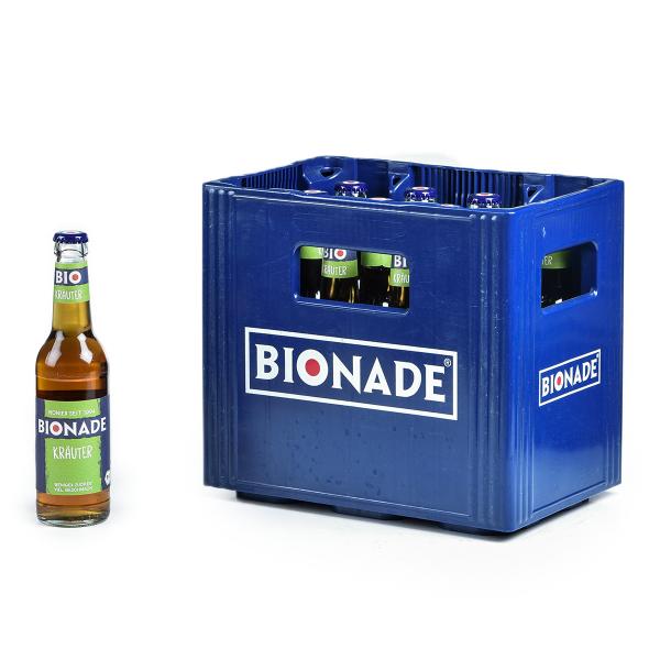 Bionade Kräuter 12 x 0,33l