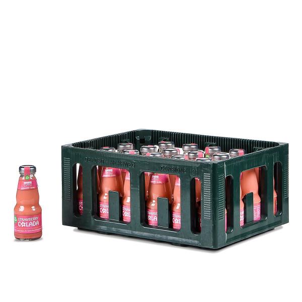 Strawberry Colada Cocktail Plant alkoholfrei 24 x 0,2l