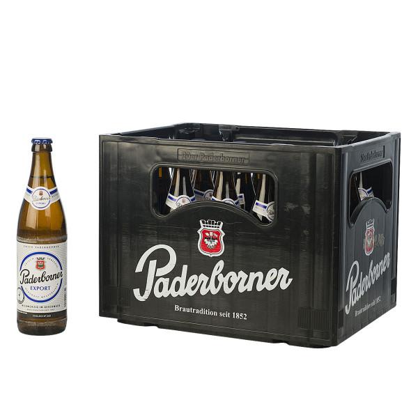 Paderborner Export 20 x 0,5l