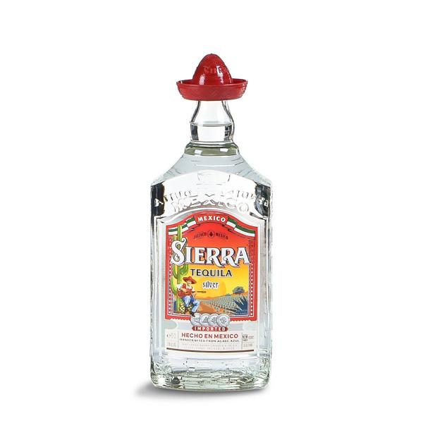 Tequila Sierra Silver 0,7l
