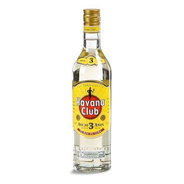 Havana Club Rum 3 Jahre 0,7l