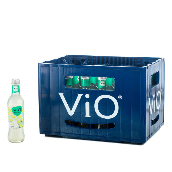 Apollinaris ViO Bio Limo Gurke 24 x 0,33l