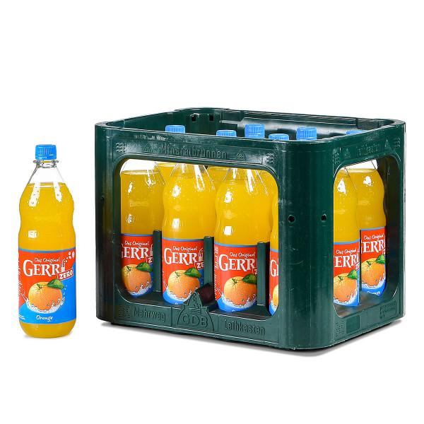 Gerri Zero Orange 12 x 1l