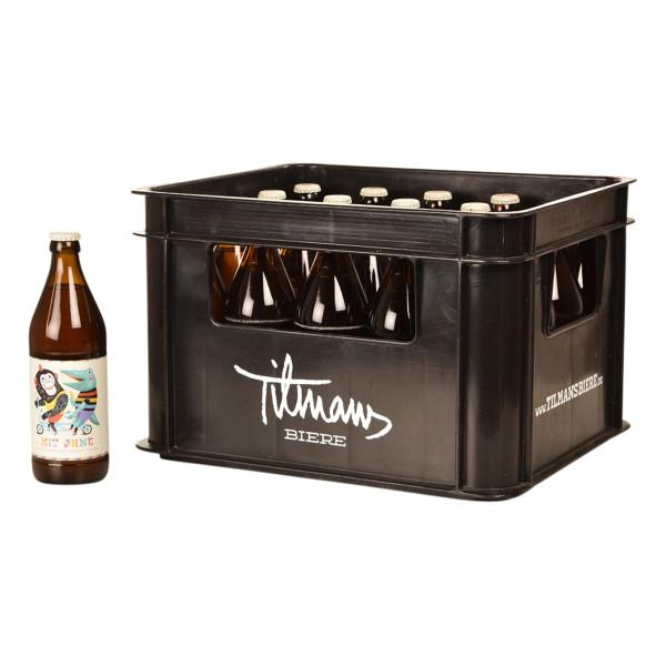 Tilman's Biere Mit Ohne 20 x 0,5