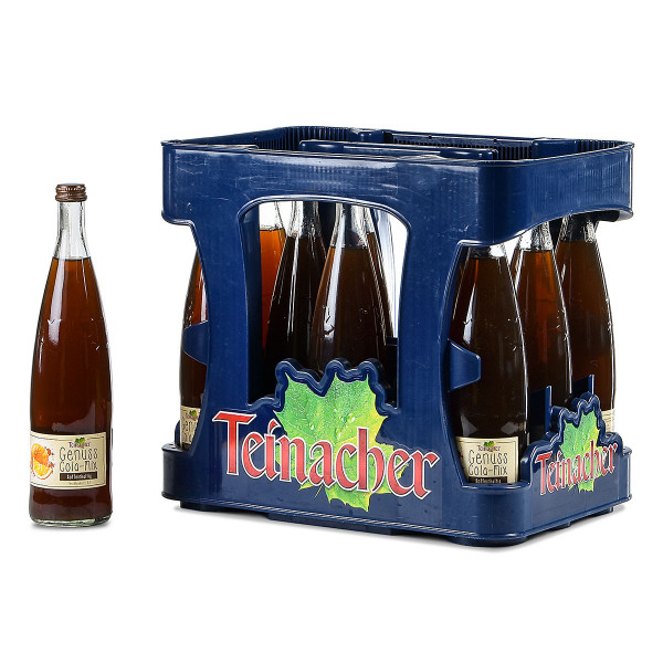 Teinacher Genuss Cola-Mix 12 x 0,75l