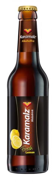 Karamalz Fresh Lemon 24 x 0,33l