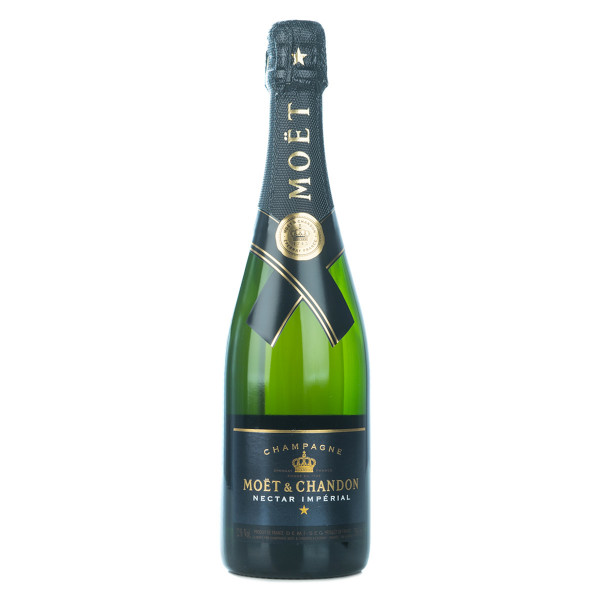 Moët & Chandon Nectar Impérial Champagner 0,75l