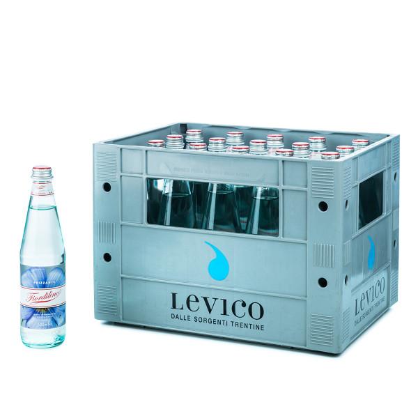 Acqua Fiordilino Frizzante 20 x 0,5l Glas