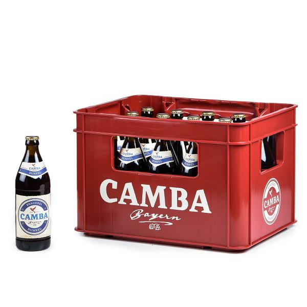Camba Dunkel 20 x 0,5l