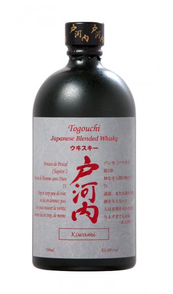 Togouchi Premium Japanese Blended Whiskey 0,7l