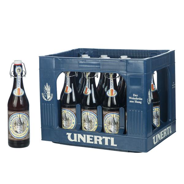 Unertl Weißbier Original 16 x 0,5l