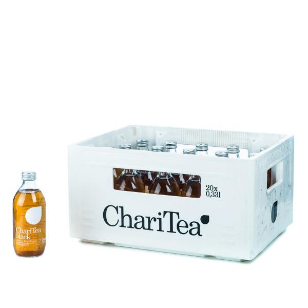 ChariTea Black 20 x 0,33l