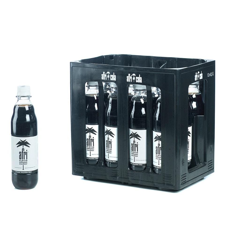 Afri Cola Ohne Zucker Pet 12 X 05l
