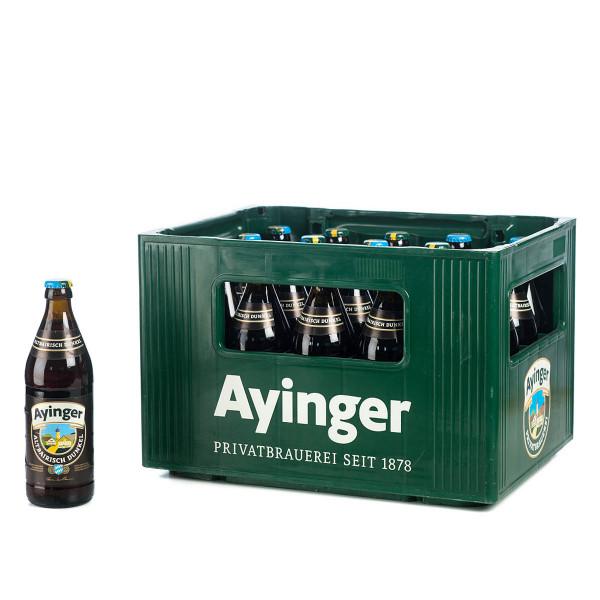Ayinger Altbairisch Dunkel 20 x 0,5l