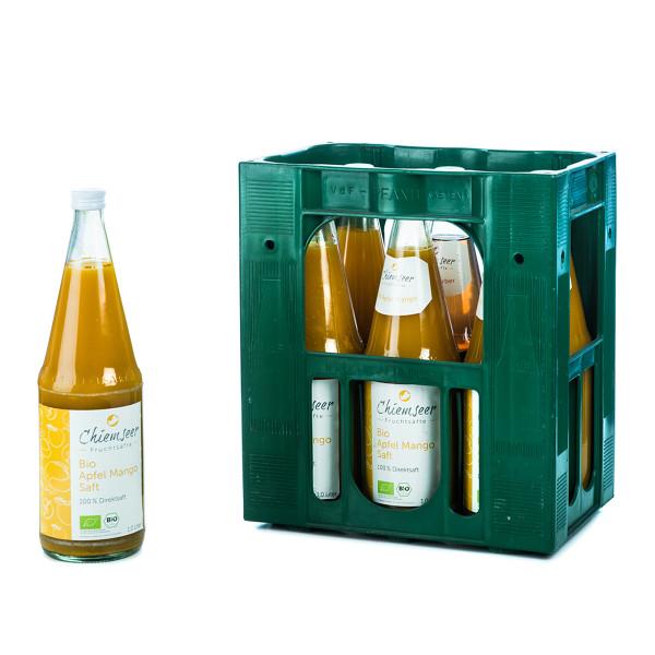 Chiemseer BIO Apfel Mango 6 x 1l