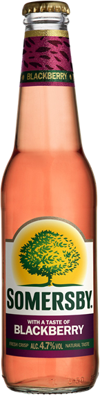 Somersby Blackberry Cider 24 x 0,33l