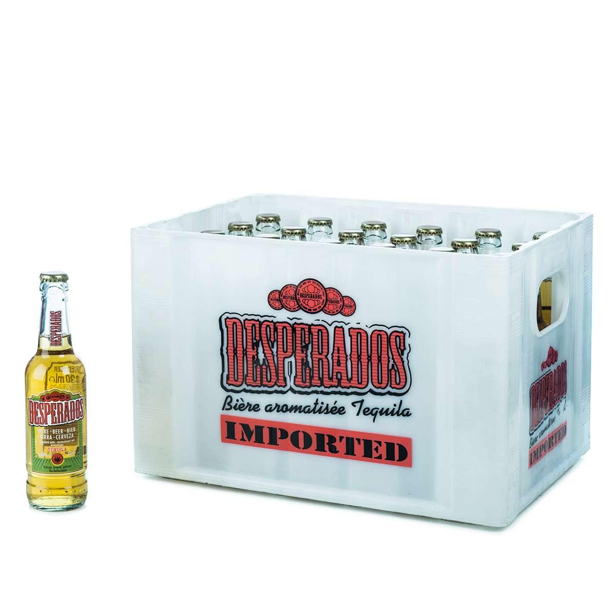 Desperados Tequila Beer 24 X 0 33l Getraenkedienst Com