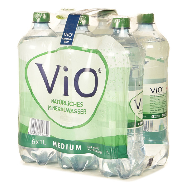Apollinaris Vio medium 6 x 1l
