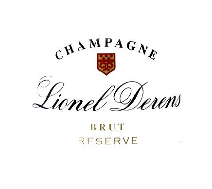 Lionel Derens Champagner