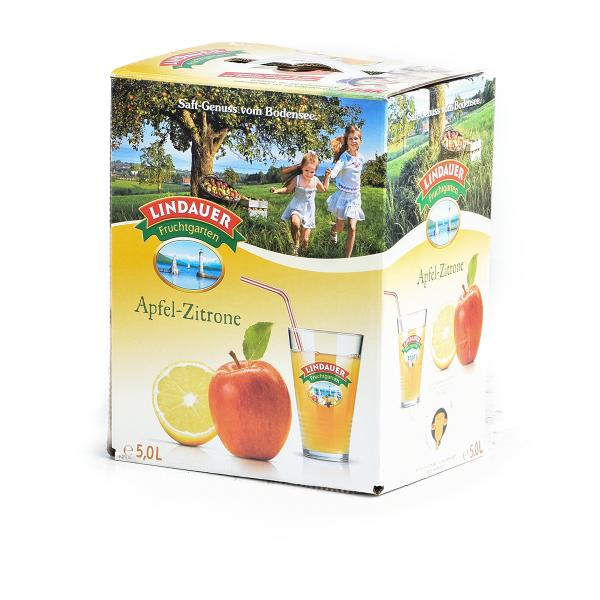 Lindauer Apfel - Zitrone 1 x 5,0l