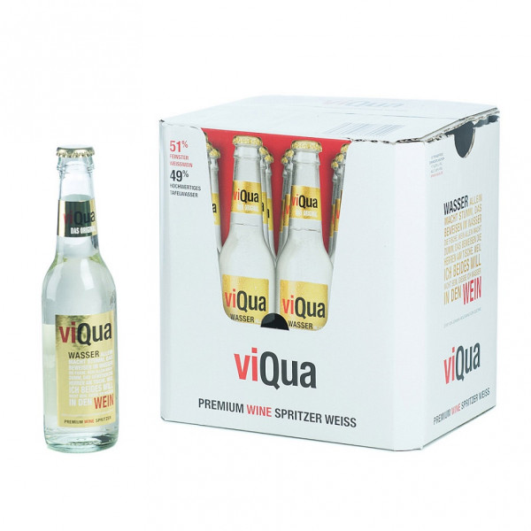 Viqua Wine & Water 12 x 0,28l