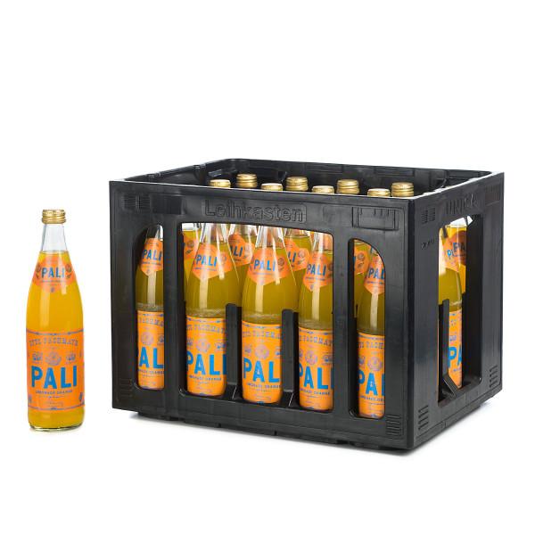 Pachmayr Pali Orange in der 0,5l Flasche