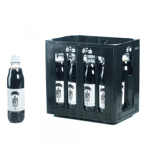 Afri Cola ohne Zucker PET 12 x 0,5l