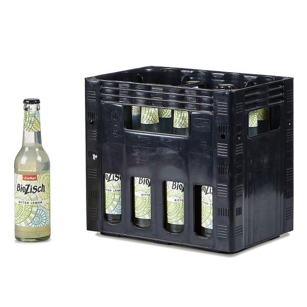 Voelkel BioZisch Bitter Lemon 12 x 0,33l Glas