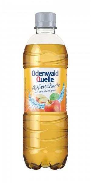 Odenwald Quelle Apfelschorle 11 x 0,5l