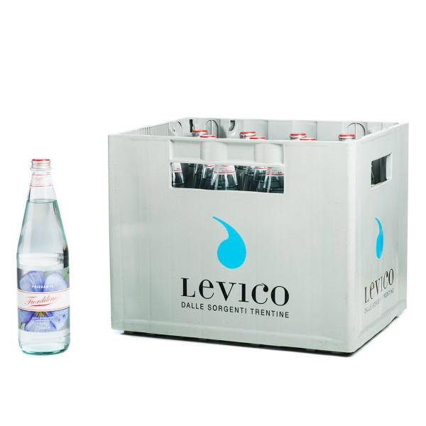 Acqua Fiordilino Frizzante 16 x 0,75l Glas