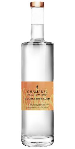 Chamarel Premium Double Distilled Rum 0,7l