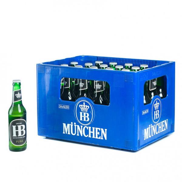 Hofbräu HB Pure 24 x 0,33l