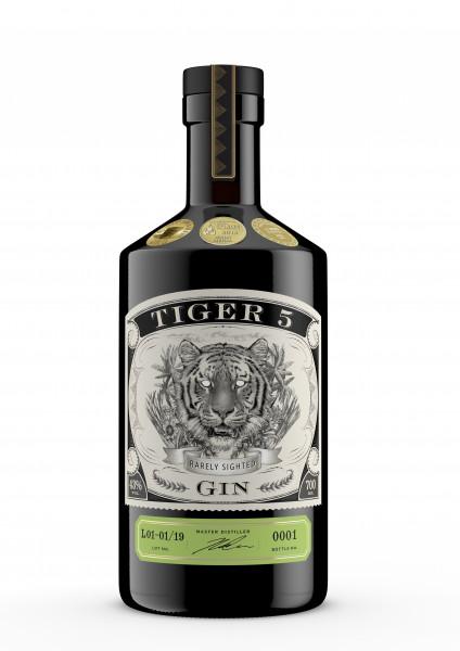 Tiger 5 Gin