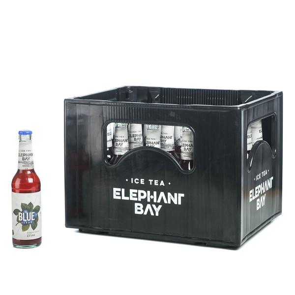 Elephant Bay Ice Tea Blueberry 24 x 0,33l