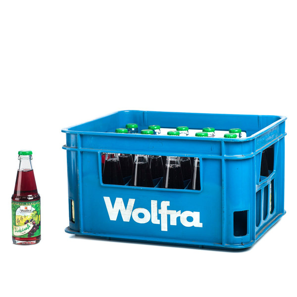 Wolfra Rote Traube 30 x 0,2l