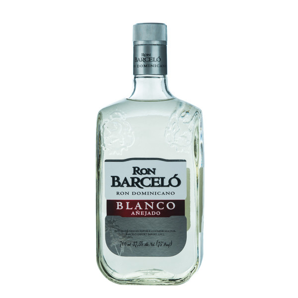 Ron Barcelo Blanco Anejado Rum 0,7
