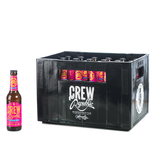 Crew In Your Face Westcoast 24 x 0,33l