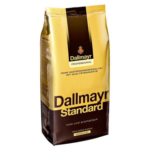 Dallmayr Standard Röstkaffee gemahlen - 1,00 kg Packung
