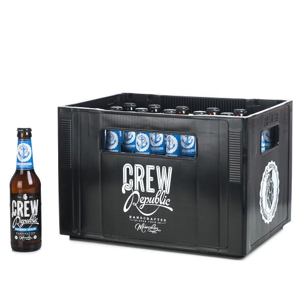 Crew Republic Drunken Sailor in der 0,33l Glasflasche