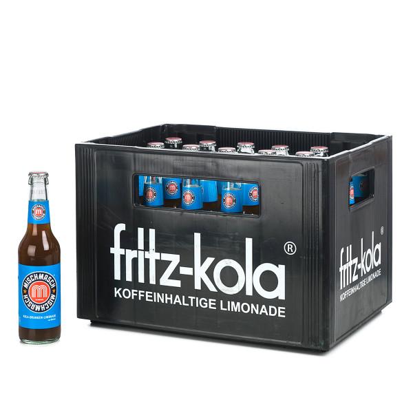 Fritz-Kola Mischmasch in der 0,33l Glasflasche
