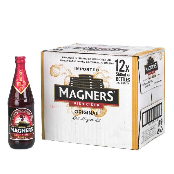 Magners Irish Cider Berry 12 x 0,568l