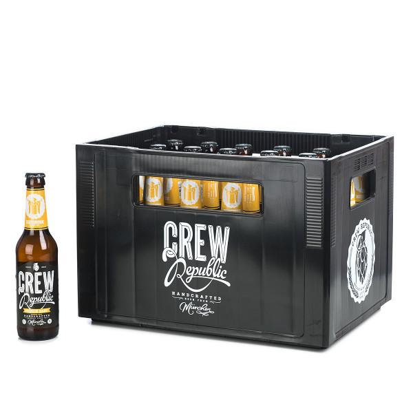 Crew Republic Easy Summer in der 0,33l Glasflasche