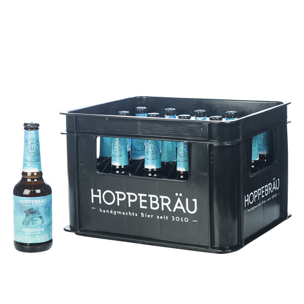 Hoppebräu Vogelwuid IPA 20 x 0,33l