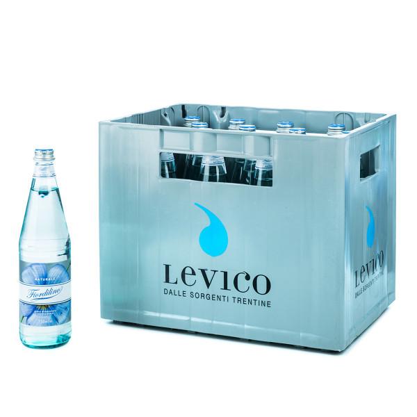 Acqua Fiordilino Naturale 16 x 0,75l Glas