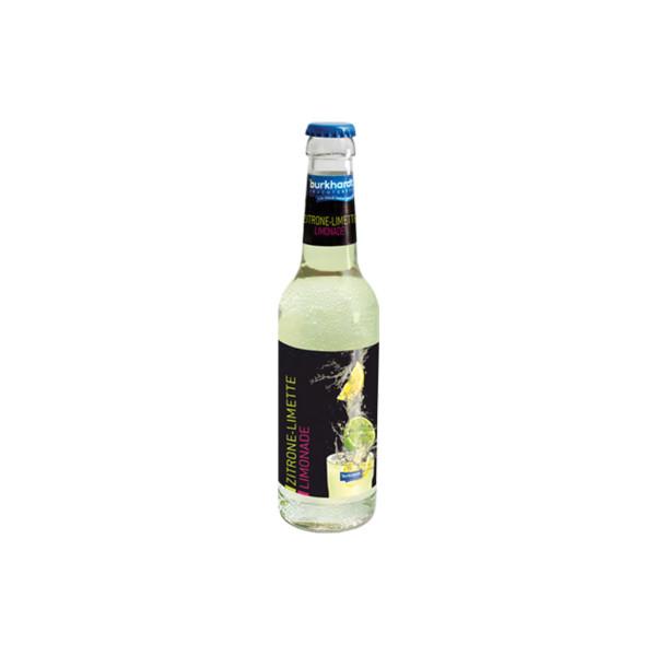 Burkhardt Zitrone-Limette Limo 24 x 0,33l