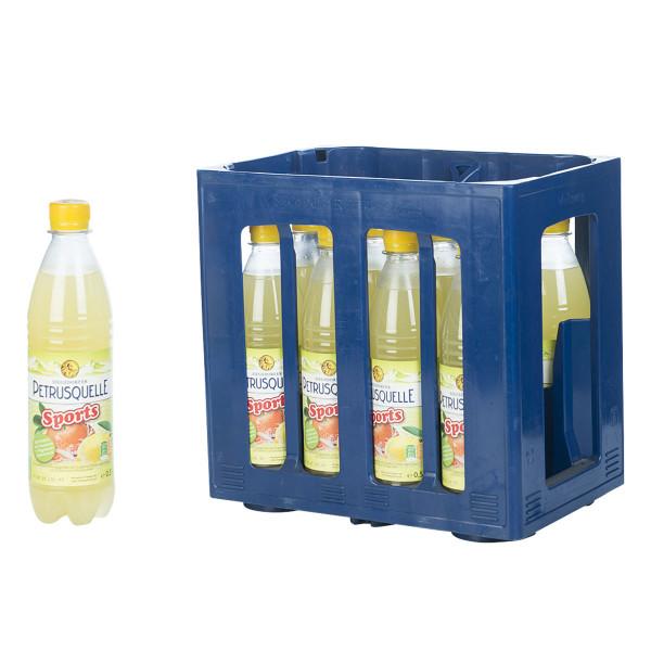 Siegsdorfer Petrusquelle Lemon-Sport 12 x 0,5l