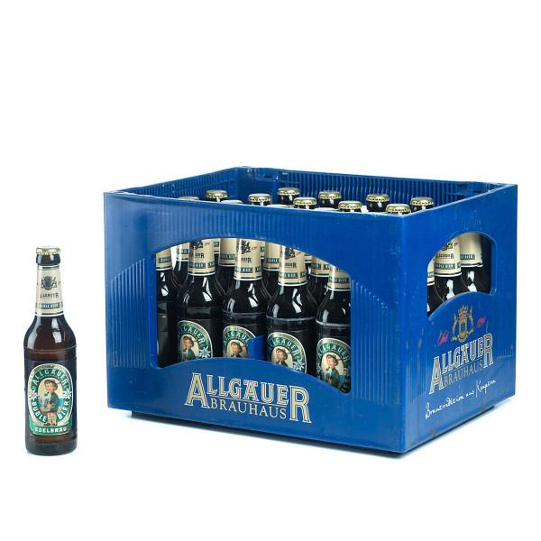Allgäuer Büble Bier 24 x 0,33l