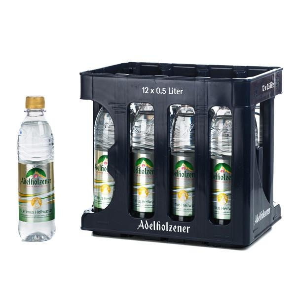 Adelholzener Heilwasser 0,5l PET