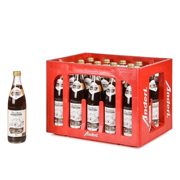 Anderl Cola Mix 20 x 0,5l